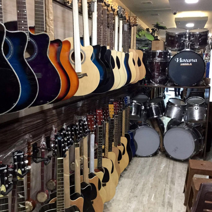 musical instruments sales service repair shop palakkad parts items. Black Bedroom Furniture Sets. Home Design Ideas
